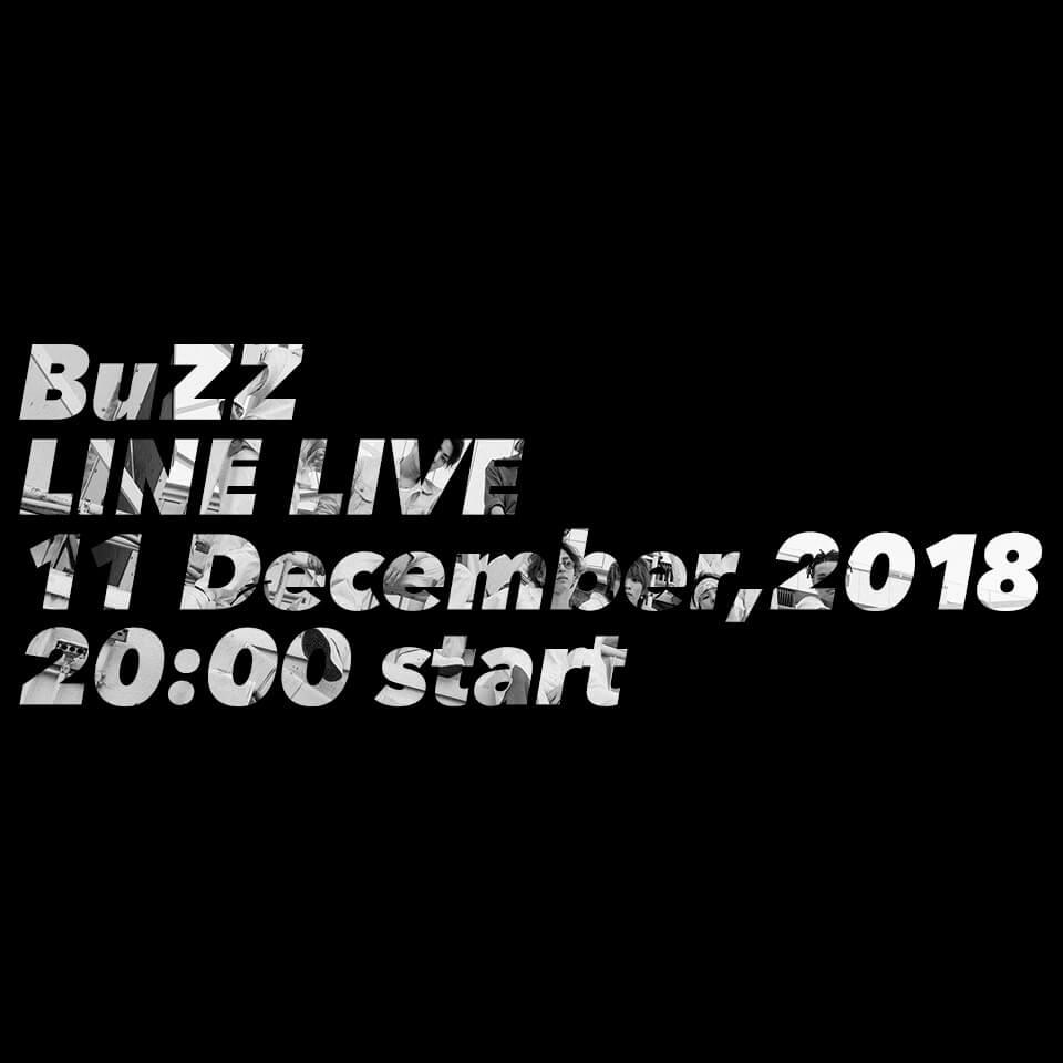 BuZZ - LINE LIVE